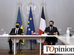 ფრანგული გამოცემა: უკრაინის ადგილი არც ევროკავშირშია და არც ნატოში