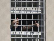 """ციხიდან გამოგდებული """"პოლიტიკური პატიმარი"""""""