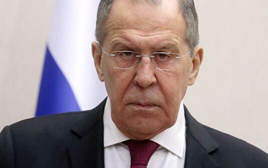 Лавров оценил идею о приоритете Конституции над международным правом