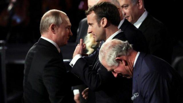 Зачем Путин собирает пять великих держав мира