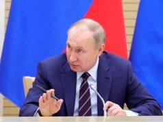 Путин: У кого-то всегда возникает соблазн управлять Россией со стороны