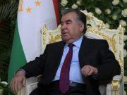 Президент Таджикистана приедет на парад Победы в Москву 9 мая