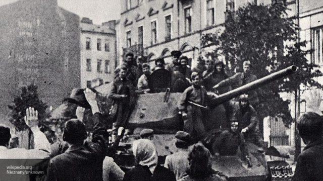 Минобороны рассекретило документы к 75-летию освобождения Варшавы