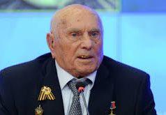 Умер легендарный советский разведчик Алексей Ботян