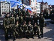 Шоу силачей и полевая кухня: в России прошел День защитника Отечества
