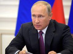 Путин: пока я президент, у нас не будет «родителя № 1 и № 2», будут папа и мама
