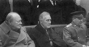 Сталин гарантирует: как Рузвельта и Черчилля охраняли в Ялте