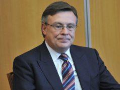 Киевский суд арестовал экс-главу МИД, подозреваемого в убийстве