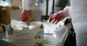 Американцы втридорога перекупили у китайцев маски для Франции