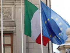 Политики в Италии свернули флаги ЕС в знак протеста против недостатка солидарности