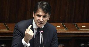 Премьер-министр Италии Дж. Конте