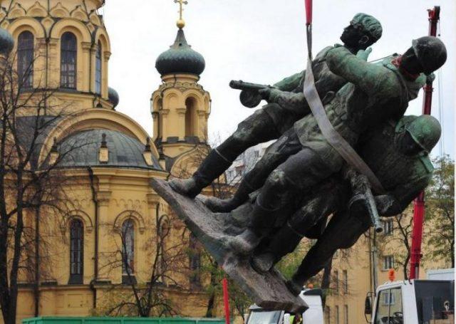Искажение российской истории за рубежом приравнено к экстремизму