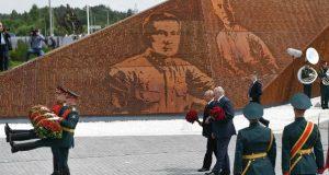Путин пообещал не допустить лжи о подвиге СССР в борьбе с нацизмом