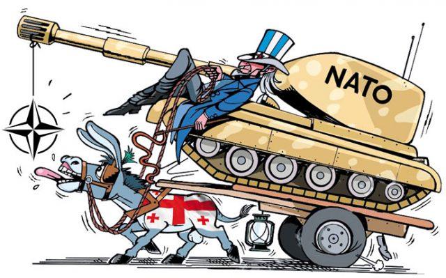 Современный «дранг нах остен» и реальная мощь России