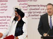 Что связывает американцев с террористическими группировками и афганскими боевиками?