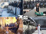 Цветные революции проходят по одному и тому же сценарию. Будь то Грузия, Украина, Белоруссия или митинг оппозиции в Москве...