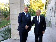 Лукашенко познал друга в беде. Подробности беседы с Путиным