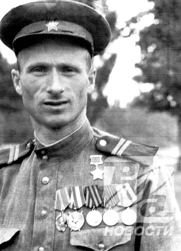 Мелитон Кантария, 1945 г