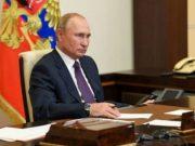 Путину доверяют 67,7% россиян, показал опрос