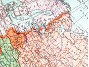 Граница до присоединения Прибалтики до Ленинграда чуть более 100 километров по прямой. И до Смоленска не намного больше.