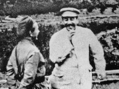 Товарищ Сталин во время отпуска в Сочи