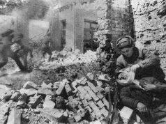 Разгром фашистов в Сталинградской битве. Исторические кадры