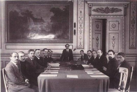 Московский договор 1921 года и бессрочные «виды» Турции на Кавказ
