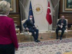 Глава Евросовета разочаровался исходом инцидента со стульями в Анкаре