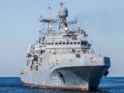 Россия сделала Турции и Эрдогану «последнее» предупреждение десантными кораблями