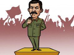 Грузины потребовали установить в Гори памятник Сталину