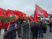 Под Нижним Новгородом заложили первый камень на стройке Сталин-центра